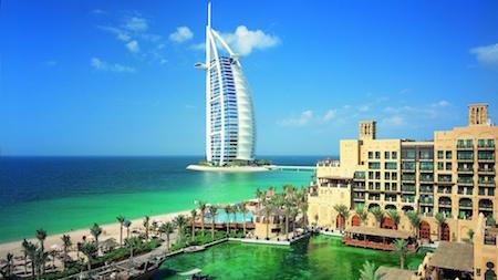 Möjligheter i Dubai