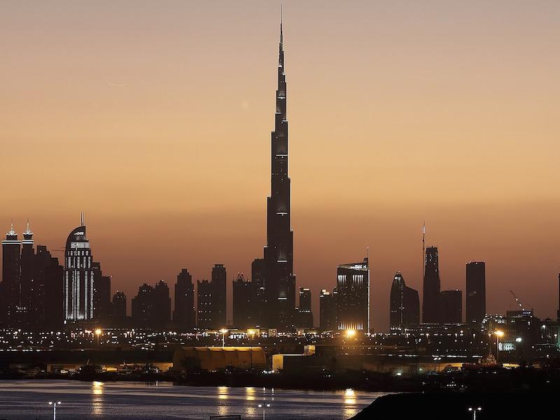 Dubai - en oas av möjligheter